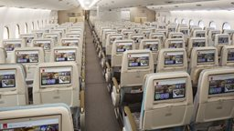 Emirates wins record 8th consecutive Best Airline Worldwide award