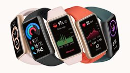 Huawei launches the all new HUAWEI Band 6 in Kuwait