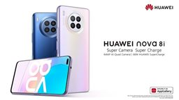 We got our hands on the newly launched affordable smartphones HUAWEI nova 8i and we must say they are absolute beasts!
