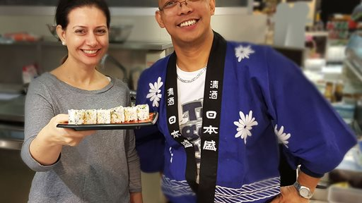 TSC Hosted Live Cooking Sessions for Japanese Food Savvy Customers