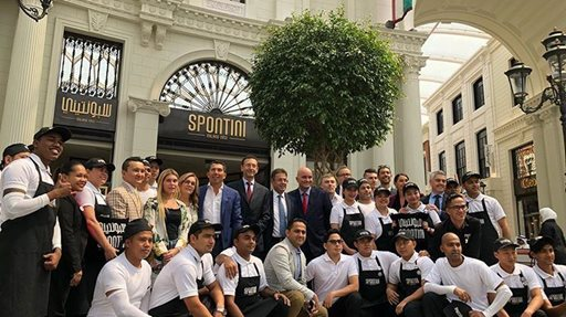 Spontini Pizza Restaurant is Now Open in The Avenues Kuwait