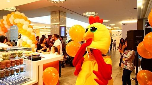 Chickn Flavor Restaurant is Now Open at Beirut City Centre
