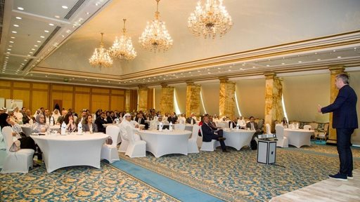 "Gulf Bank Hosts ""Shaping The Future"" Conference"