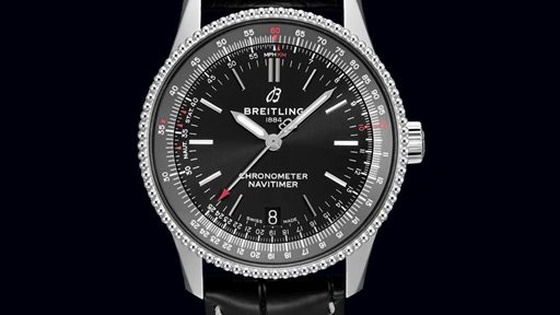 Breitling Boutique now reopened its doors at The Avenues