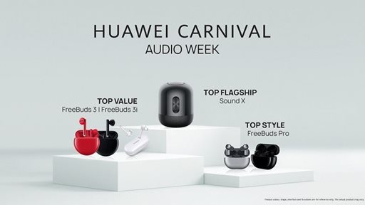 How Huawei manages different types of users with an innovative audio product portfolio
