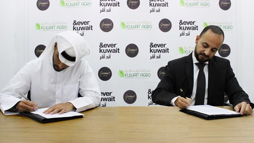 Kuwait Agro partners with &Ever to exclusively distribute &Ever Kuwait fresh greens and herbs