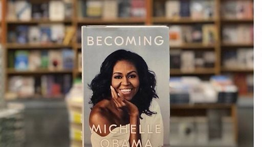 """Details of """"Becoming"""" Memoir by Michelle Obama"""