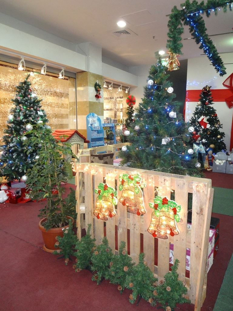 Christmas started @ Sultan Center