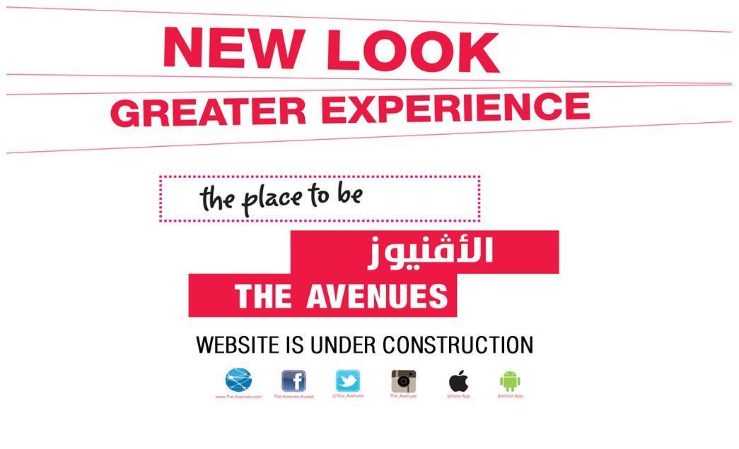 The Avenues website launches soon