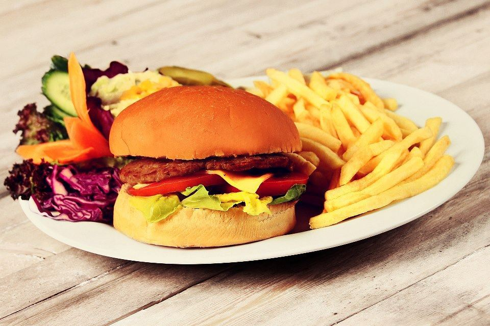 Delicious Junk food dishes