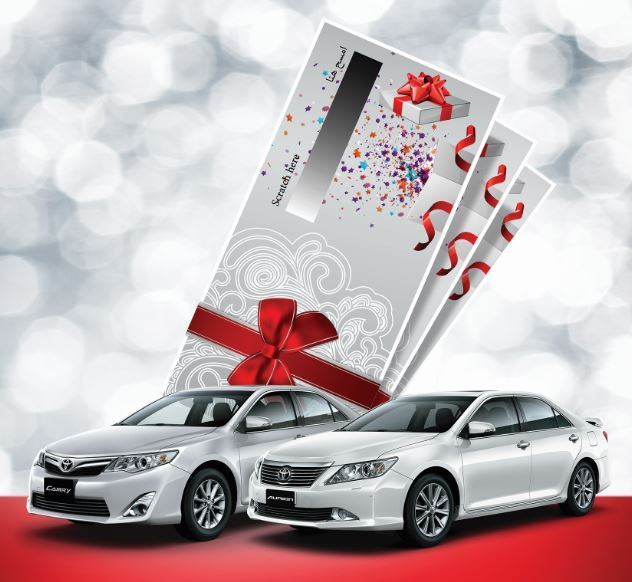 """Toyota Aurion & Camry  """"Don't Miss The Offer"""""""