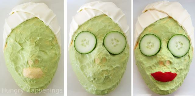 Cool Appetizer for Spa lovers
