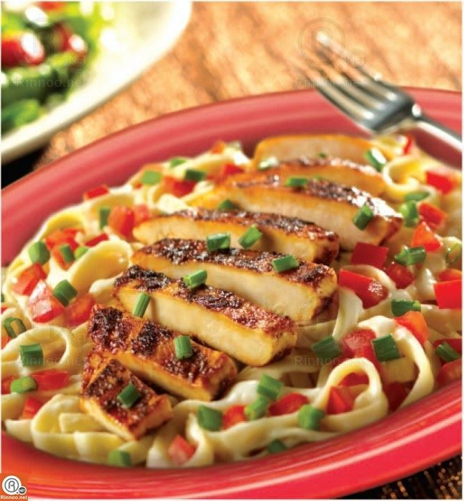 Don't miss the Chicken Alfredo in T.G.I Fridays