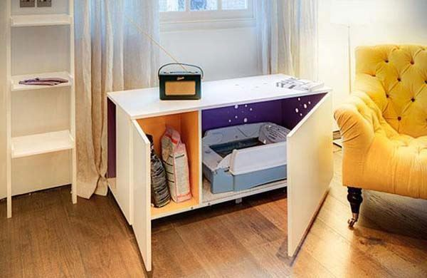 Genius ways to organize your home's furniture & ugly stuff