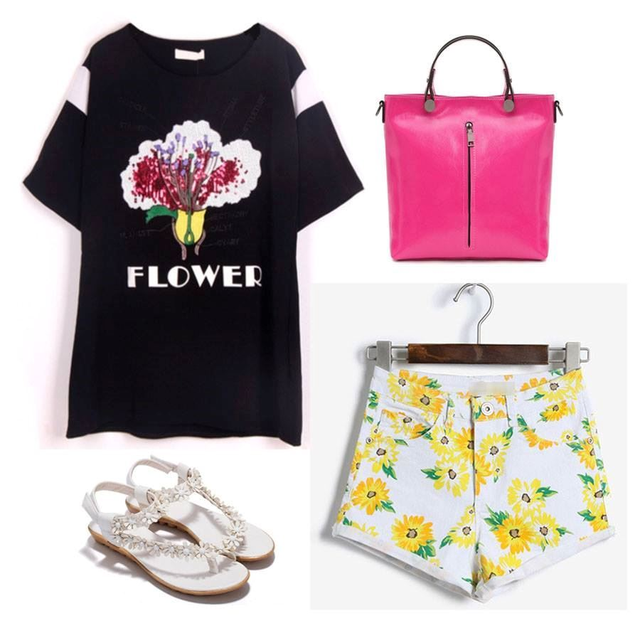 Summer 2014 stylish collection by Jolly Chic