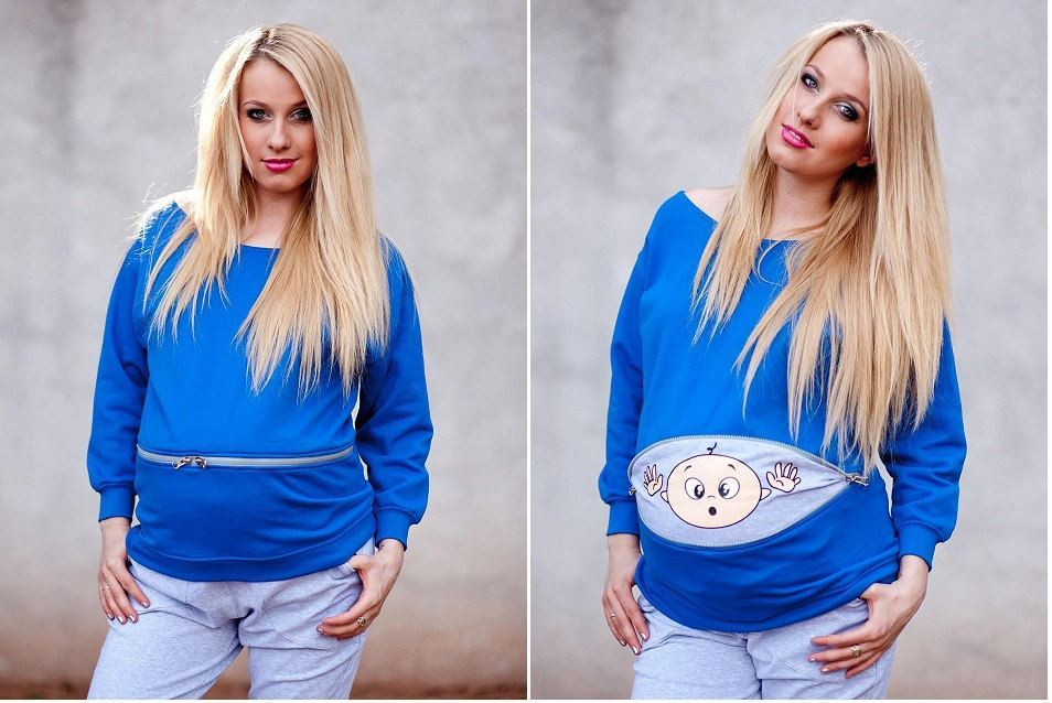 Funny Maternity Shirts for pregnant Women