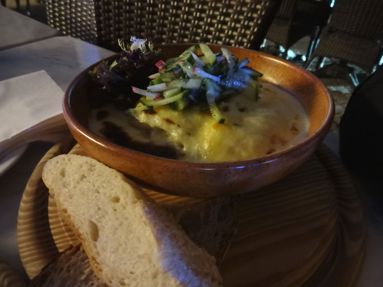 Our Dinner Experience in Le Pain Quotidien - Palms Hotel Branch