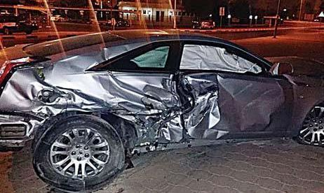 Road accidents in Kuwait killed 225 people in six months