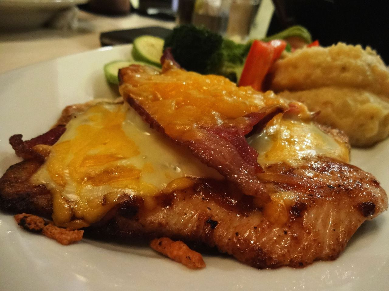 Dinner at Ruby Tuesday 360 Mall Branch and Gulf Branch