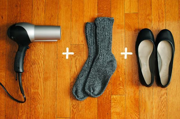 5 steps to get rid of new shoes pain