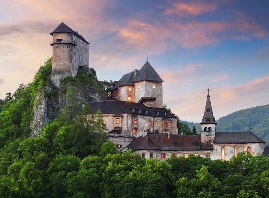 Slovakia ... a must-see touristic country