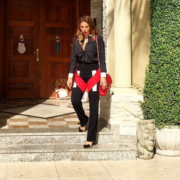 Inspire your daily look from the beauty specialist Joelle Mardinian
