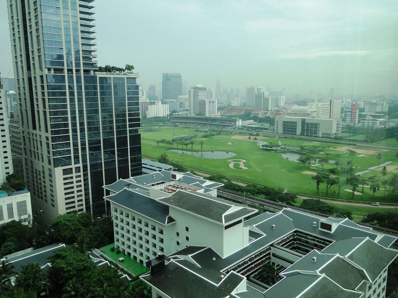 Our stay at Grande Centre Point Hotel Bangkok Thailand