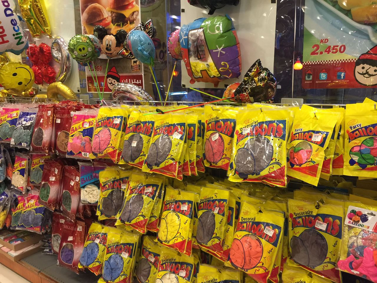 Birthday Decorations and Accessories in True Value