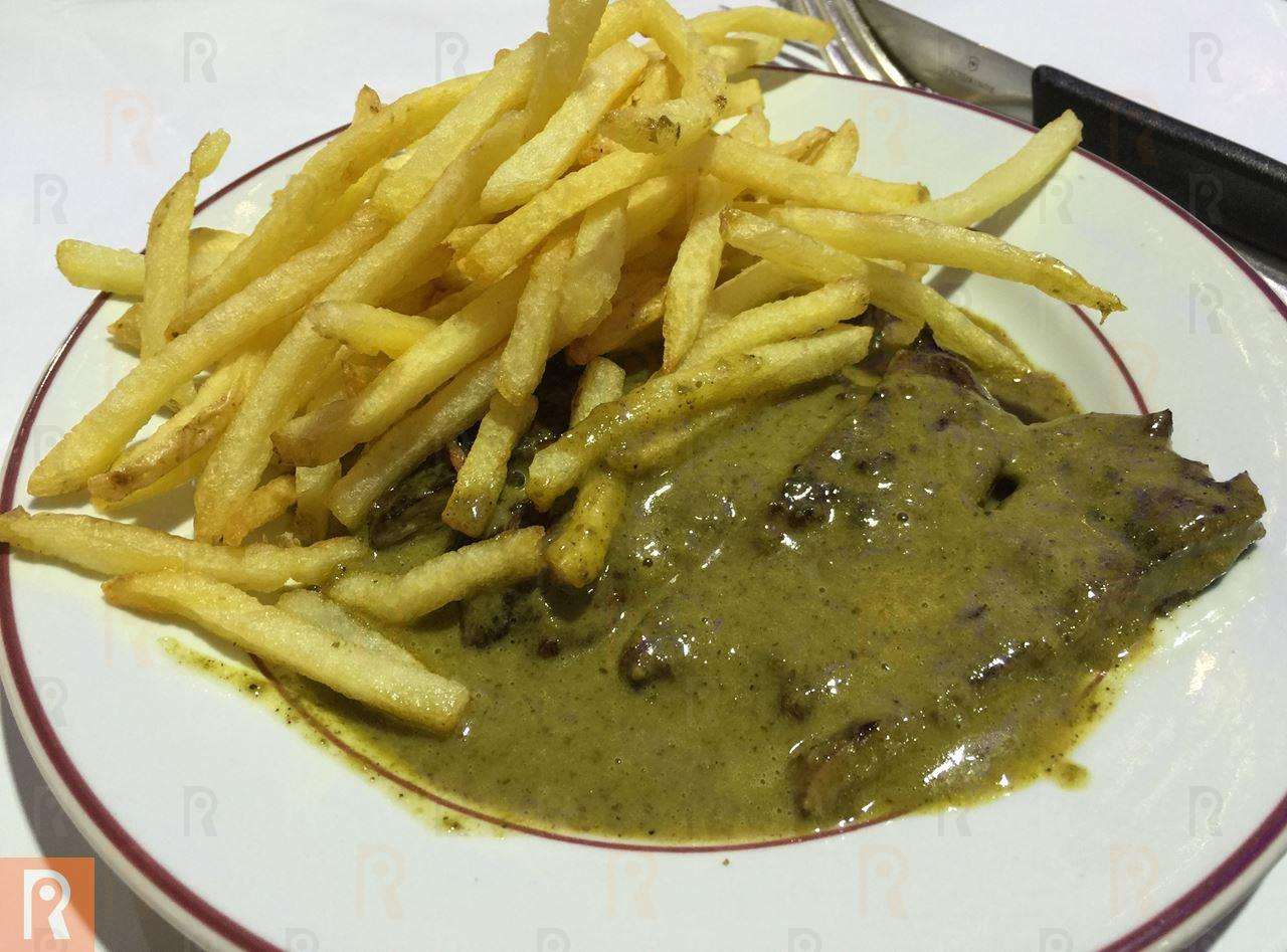 Our Experience at Entrecote Restaurant in The Avenues