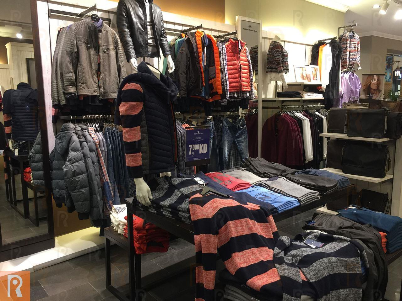 Tom Tailor Men Winter 2016 - 2017 Collection