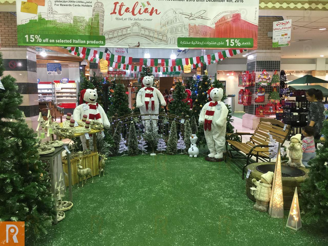 Christmas Collection at Sultan Center