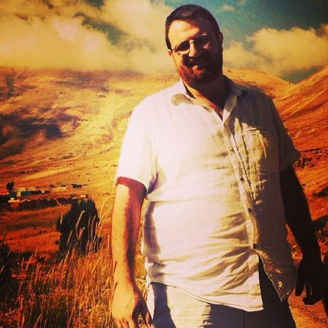 Fouad Yammine before weight loss