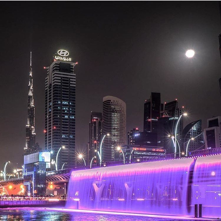 All you want to know about Dubai Water Canal
