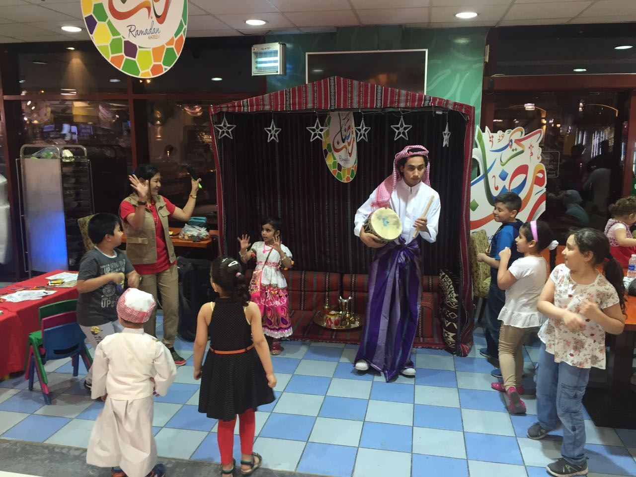 The Sultan Center Celebrates Gergian Across its Stores
