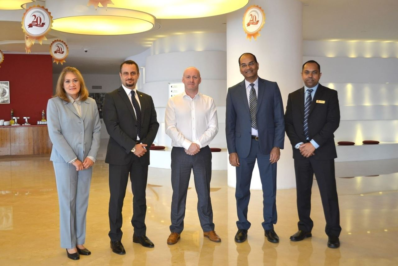 Al Bustan Centre & Residence Prioritises Health and Safety of Guests and Employee