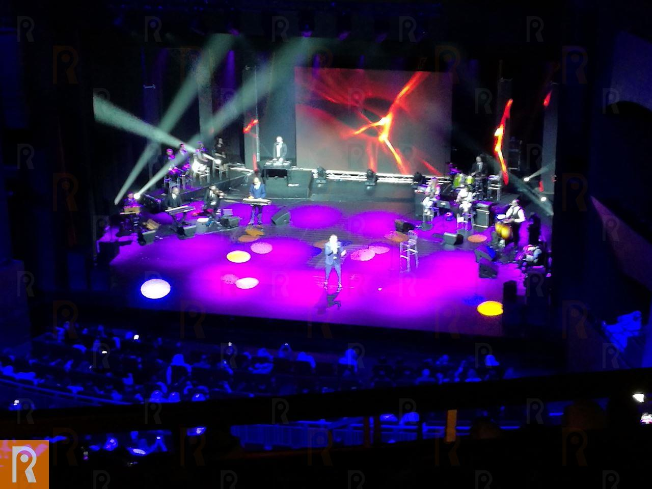 Ragheb Alama's Concert in National Theatre - Opera House Kuwait