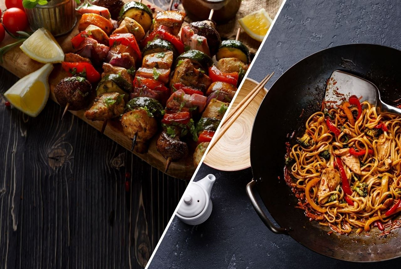Feast on amazing Asian Wok and Barbeque Nights at Al Raha Beach Hotel