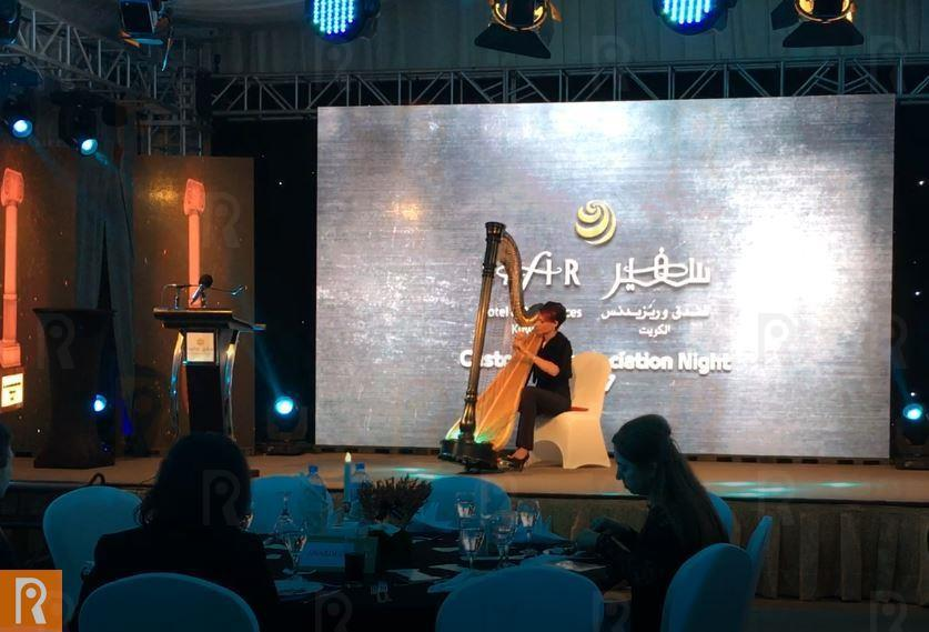 Live Musical Performance during the Evening
