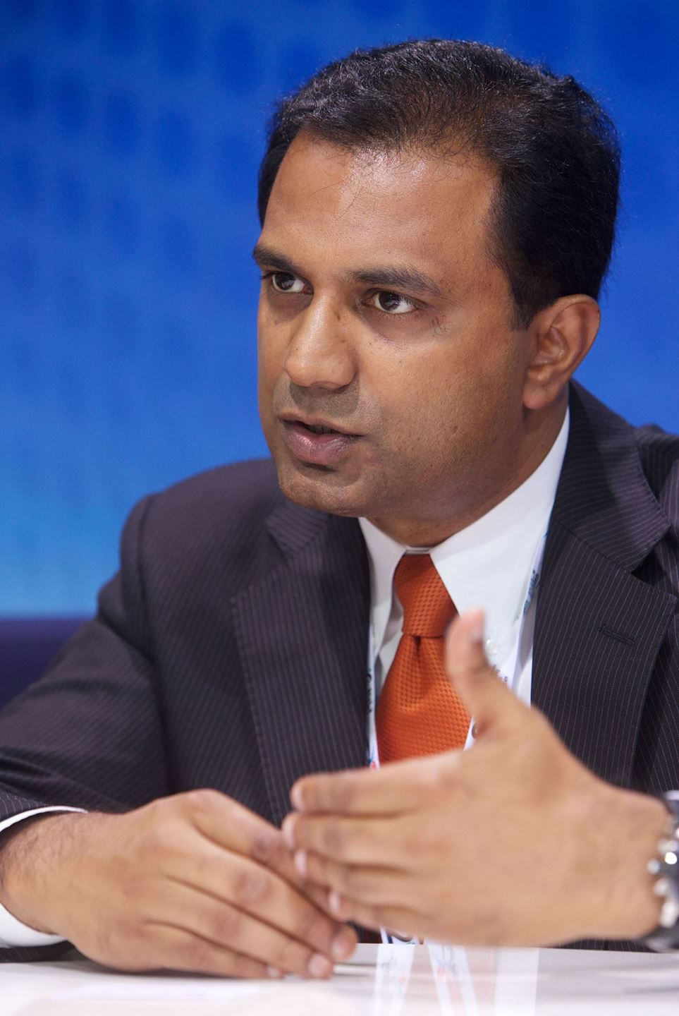 Sudhir Sreedharan, Senior Vice President, Commercial Operations (GCC, Subcontinent and Africa)