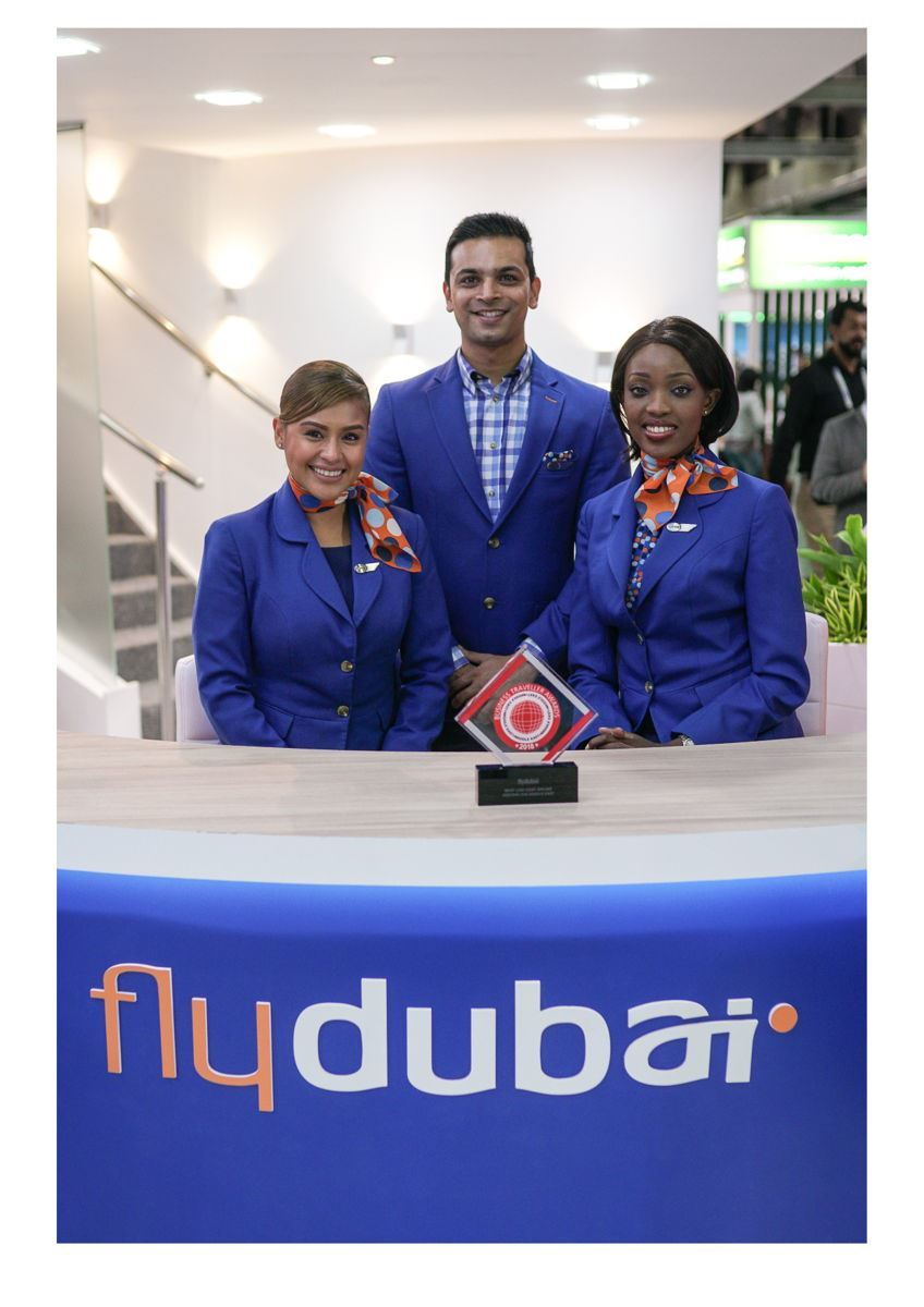 flydubai receives industry recognition