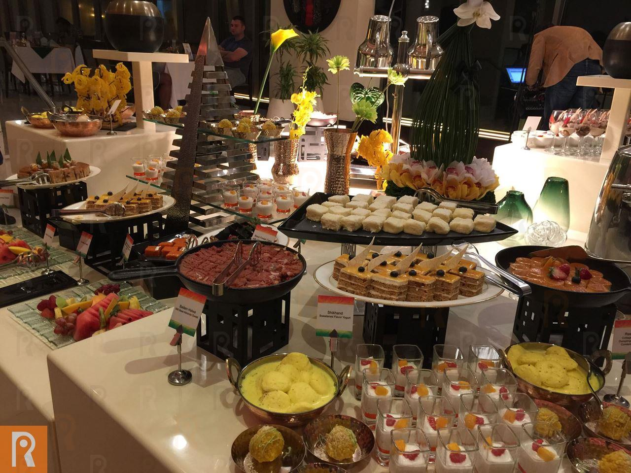 Safir Al-Fintas Hotel launched Flavors of India… The Indian Buffet with Live Music every Thursday night at Flavors Restaurant