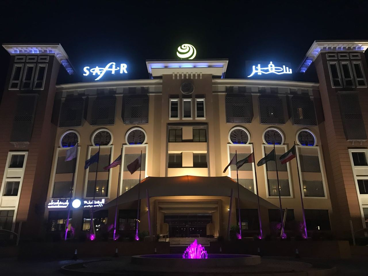 Safir Fintas Kuwait Hotel participated in Breast Cancer Awareness Campaign