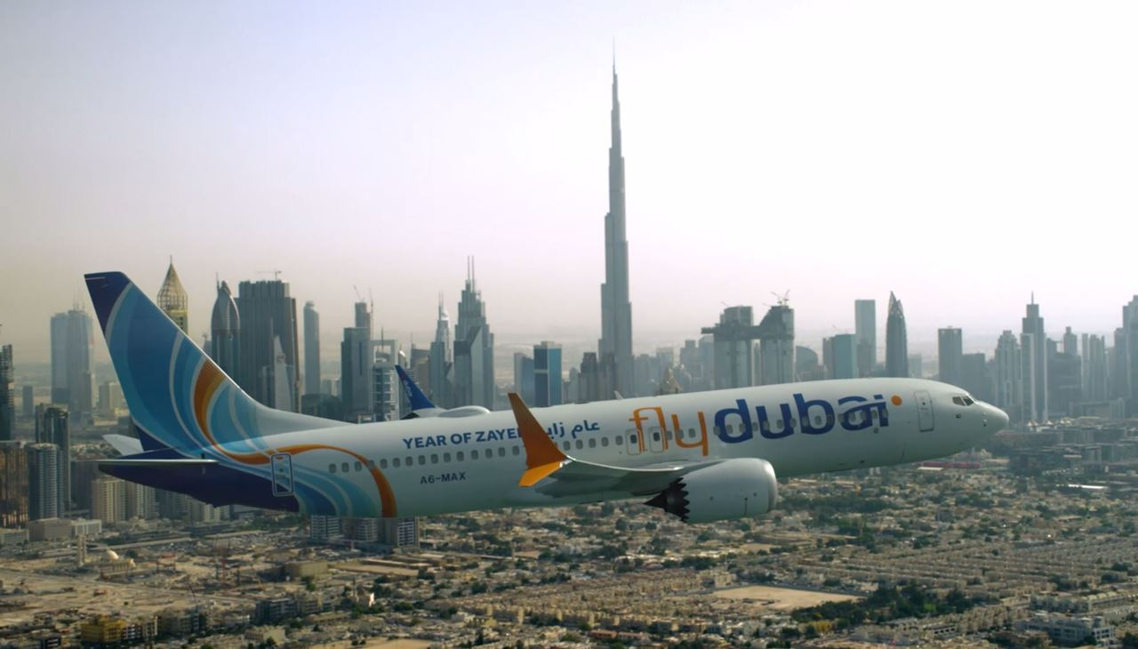Emirates, Etihad, flydubai and Air Arabia join hands in epic flypast for UAE national day