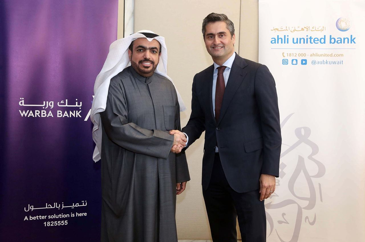 Warba Bank Acquires Ahli United Bank's Share in KMEFIC