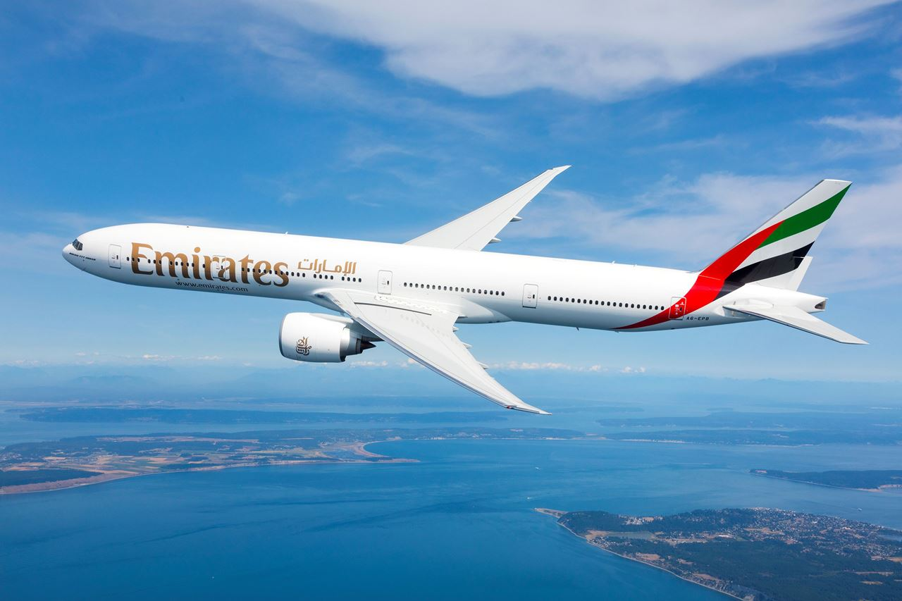 Emirates Airline and Ghana's Africa World Airlines Announced Interline Agreement