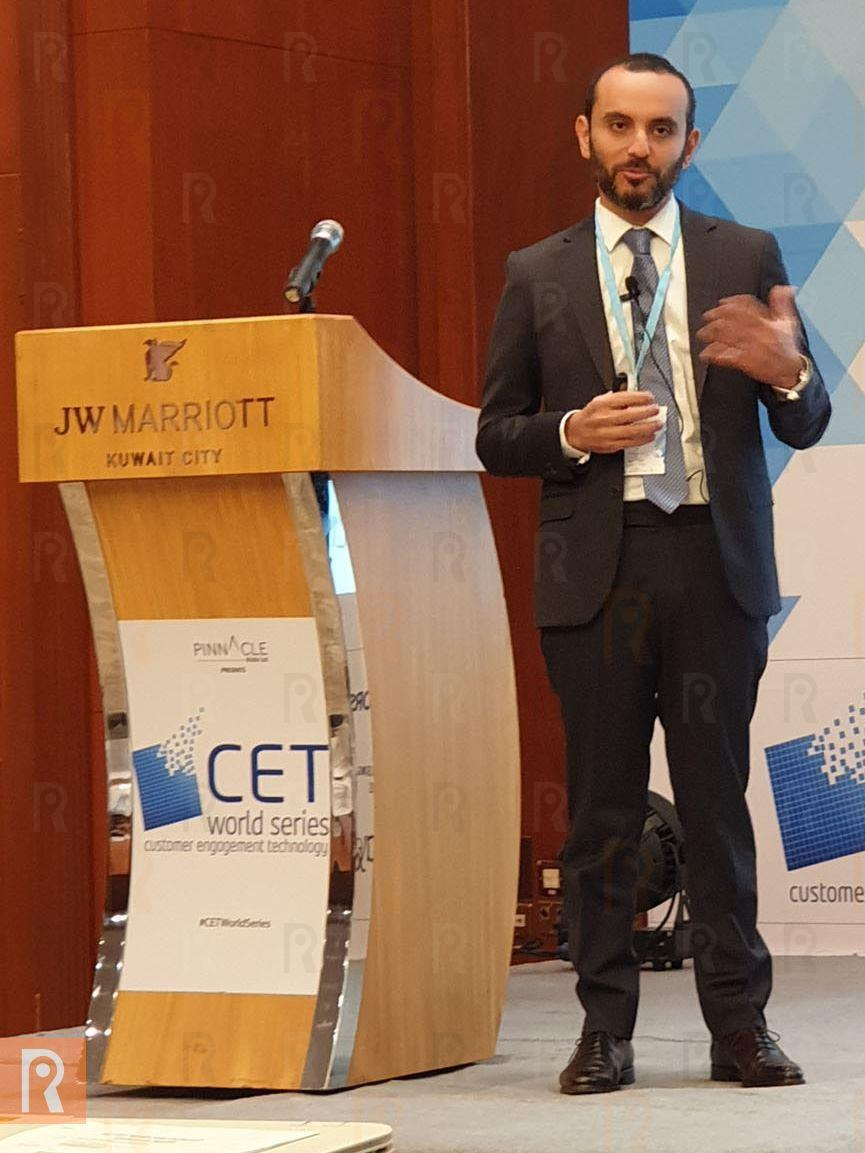 Moussalam Dalati, General Manager – Middle East, Liferay'