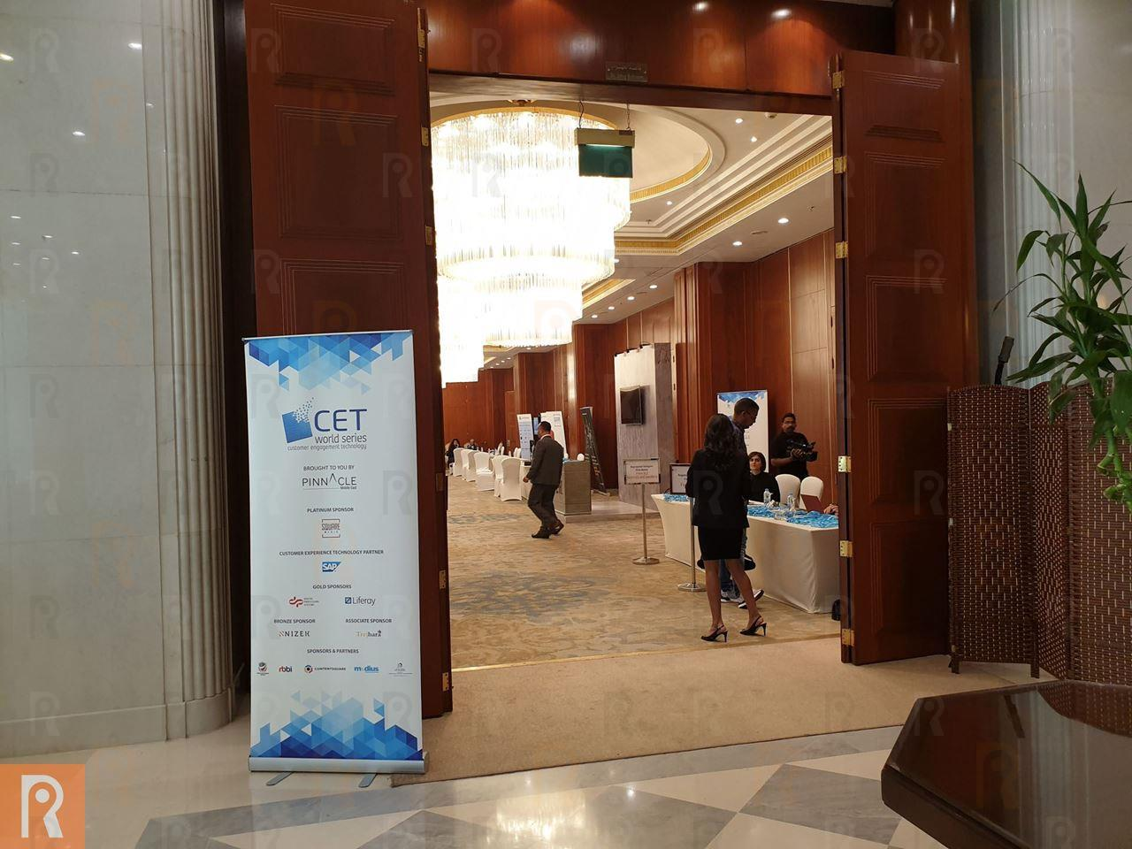 Customer Engagement Technology (CET) Conference 2019 - Sessions & Details