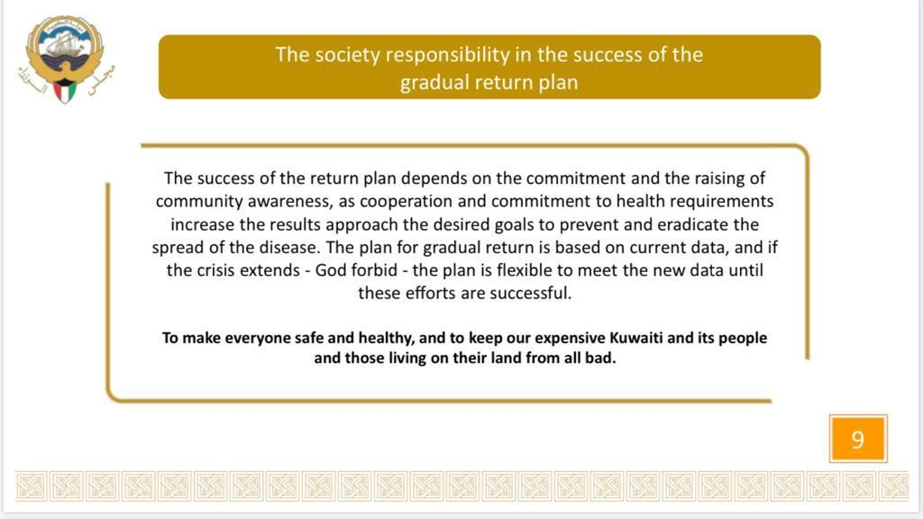 The Society Responsibility in order to Succeed in Gradual Life Return
