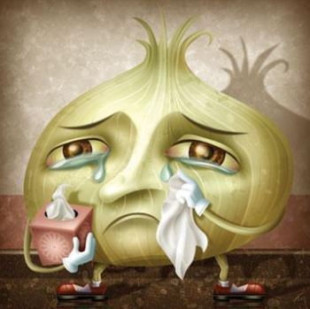 Five tips for chopping Onions without tears