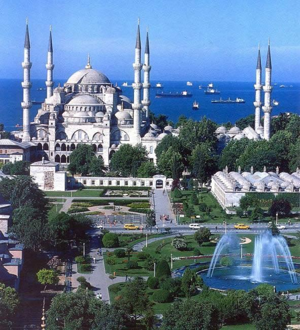 Take a look at the Magnificence of Istanbul!